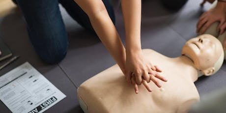 Emergency First Aid Level 3 with Paediatrics tickets