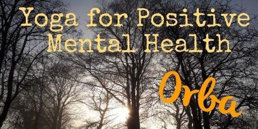 Yoga For Positive Mental Health
