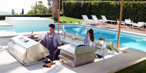 Outdoor Kitchen Design CEU with Kalamazoo | West Palm Beach