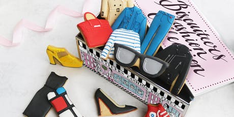 Biscuiteers School of Icing - Fashion Icons - Notting Hill tickets