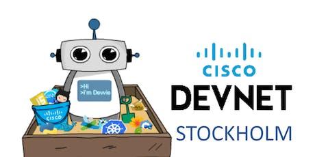 Cisco DevNet AW - Focus: DNA Center tickets