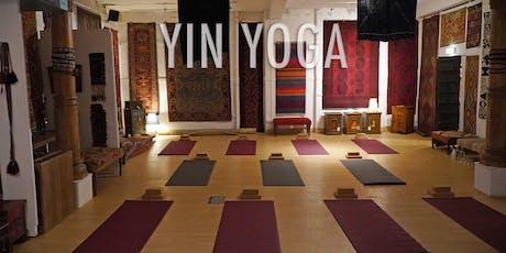 Healthy Soul Yin Yoga tickets