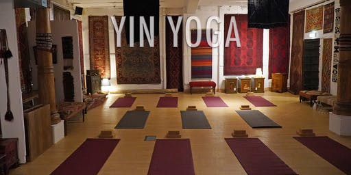 Healthy Soul Yin Yoga