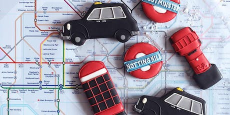 Biscuiteers School of Icing - London Luxe - Notting Hill tickets
