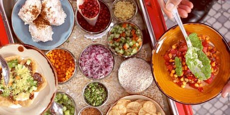 Chaat Masterclass with Cinnamon Kitchen Oxford  tickets