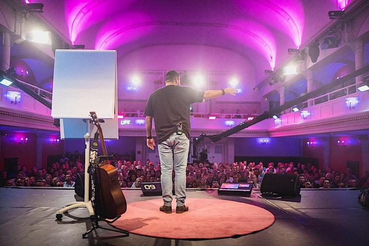 1. Emotional Public Speaking Masterstage: Bild