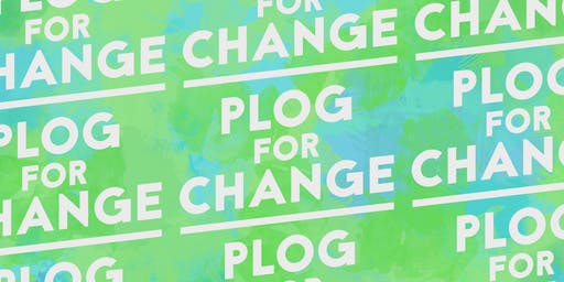 Plog & Potluck for Change
