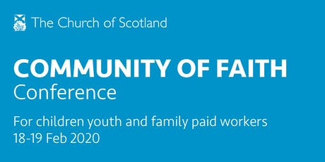 Community of Faith Conference for Paid Workers 2020 tickets