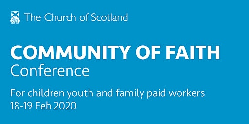 Community of Faith Conference for Paid Workers 2020