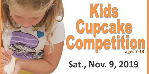 Kids Cupcake Competition