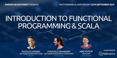 Introduction To Functional Programming & Scala tickets