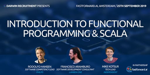 Introduction To Functional Programming & Scala
