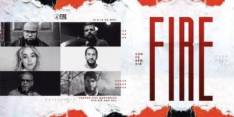 Conferência Fire Universitário 2019 ingressos