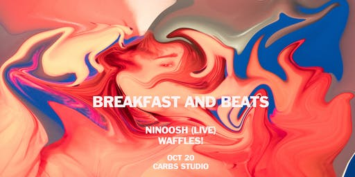 Breakfast and Beats - Ninoosh (Live)
