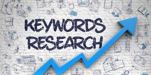 SEO Training Workshop - Keyword Research Like A Pro