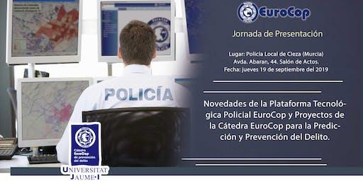 Jornada de presentación de Sistemas EuroCop