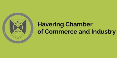 Havering Business Showcase 2019 tickets