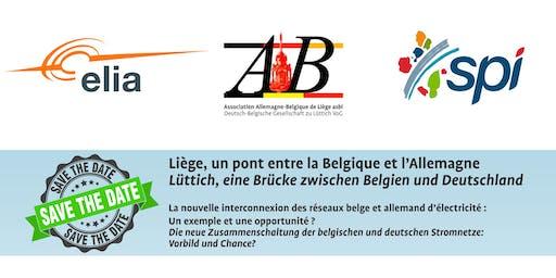 """Présentation """"Liège, un pont entre la Belgique et l'Allemagne"""""""