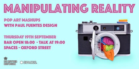 De Ruyter on Design: Manipulating Reality with Paul Fuentes Design tickets