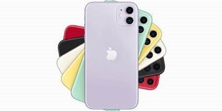 Iphone 11 Preorder Sales!