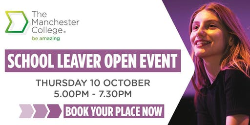 The Manchester College 16-18 Open Evening - Harpurhey campus