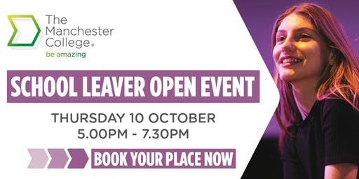 The Manchester College 16-18 Open Evening - Shena Simon campus