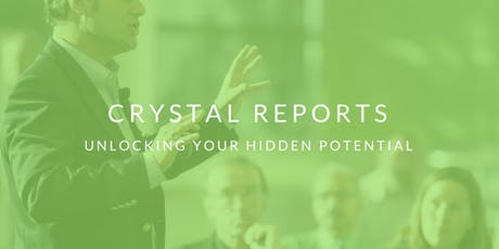 Crystal Reports - Level 1  tickets