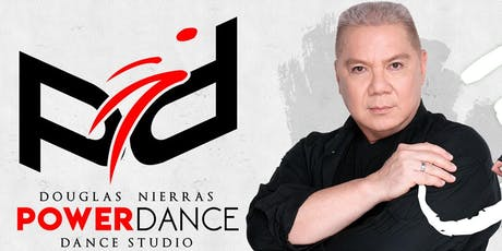 Douglas Nierras Powerdance Workshop tickets