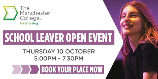 The Manchester College 16-18 Open Evening - Openshaw campus