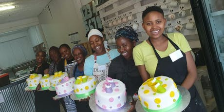 Beginners Cake Decorating Class tickets