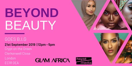 Beyond Beauty 2019 Goes B.I.G. tickets