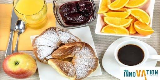 """petit déjeuner : """"Financement et innovations """""""