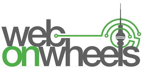 Web-on-Wheels Berlin der IT-JobShuttle am 24.10.2019 Tickets