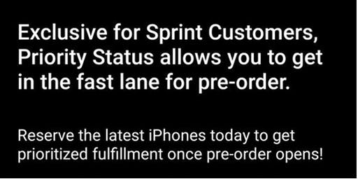 Preorder Iphone 11at Sprint Windward