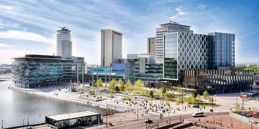 Happy Hour Networking October - Open Networking Media City - Venue TBC