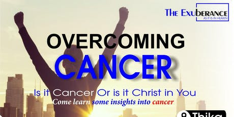 Overcoming Cancer tickets