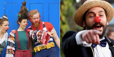 Clown Workshop with Hypervolé (Chile) and Acá Theatre (UK) tickets