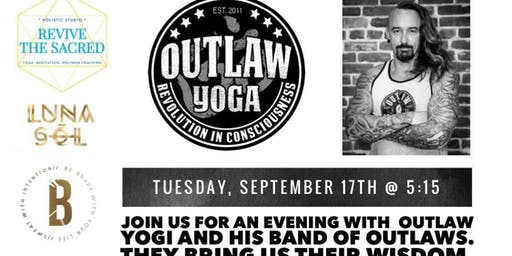 Surprise Pop-Up with Outlaw Yoga