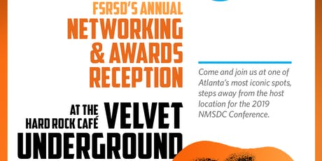 FSRSD's Annual Networking and Awards Reception tickets