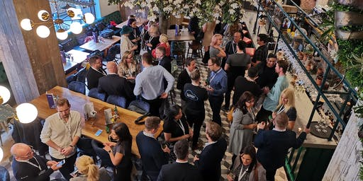 Happy Hour Networking October - Central Manchester TBC - Massive Sponsor to announced