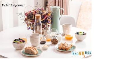 Petit déjeuner d'Inauguration du Pôle Innovation