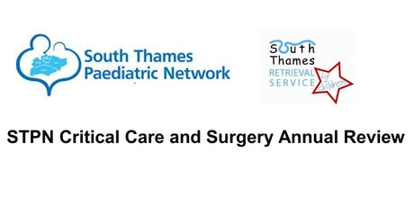 STPN Critical Care and Surgery Annual Review tickets