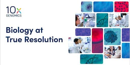 10X Genomics User Group Meeting   LUMC Leiden, Netherlands