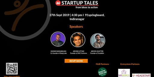 Startup Tales-91 Springboard