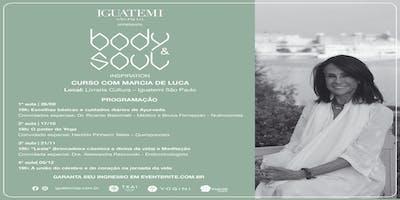 Body&Soul - Curso com Márcia De Luca
