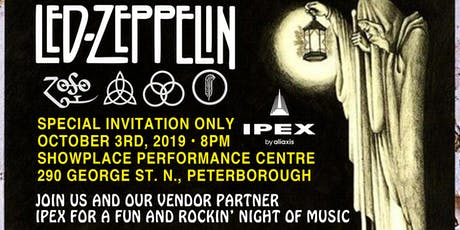 Wolseley/Ipex Concert Event - Classic Albums Live Zeppelin IV tickets