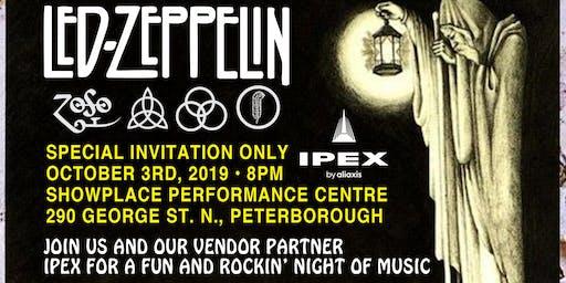 Wolseley/Ipex Concert Event - Classic Albums Live Zeppelin IV