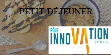 Petit déjeuner Pole innovation billets