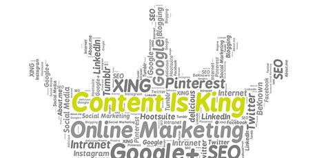 Content Marketing and Strategy Masterclass tickets