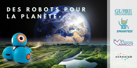 Hackathon pour les enfants de 8 à 12 ans : Des Robots Pour La Planète billets